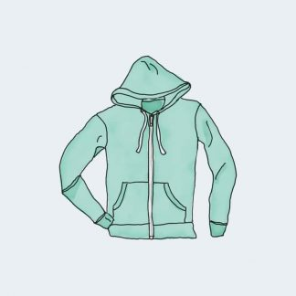 hoodie with zipper 324x324 - Hoodie with Zipper