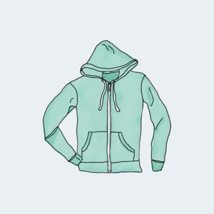 hoodie with zipper 416x416 - Hoodie with Zipper