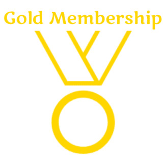 gold membership plan logo