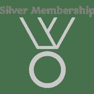 silver membership plan logo